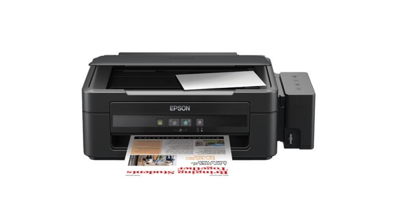 3. Review Printer Epson L210 dengan Spesifikasi yang Handal (